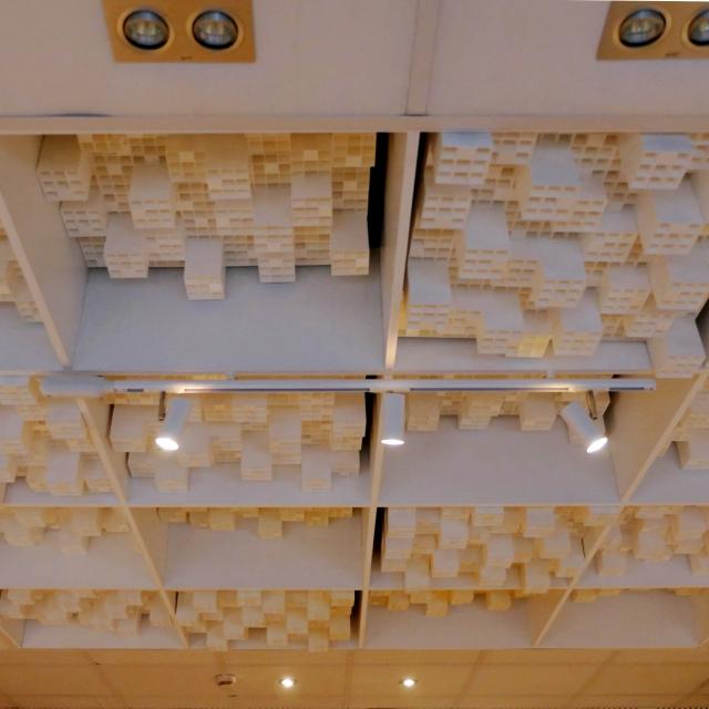 Väggdiffussorer musikstudio i Göteborg