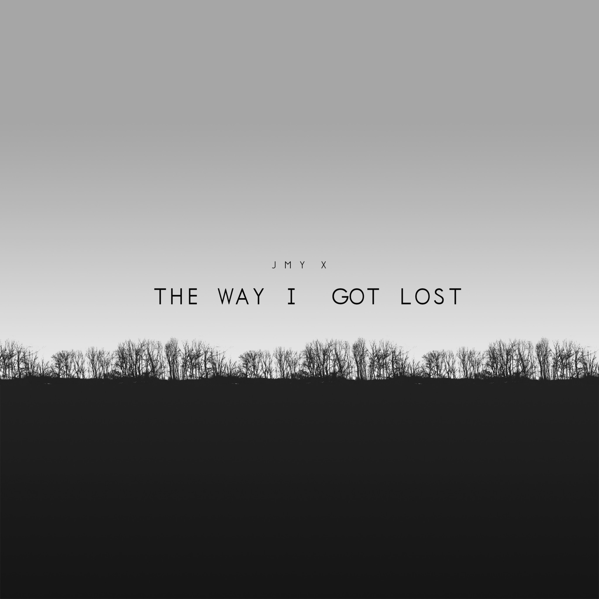 The Way I Got Lost - Artwork
