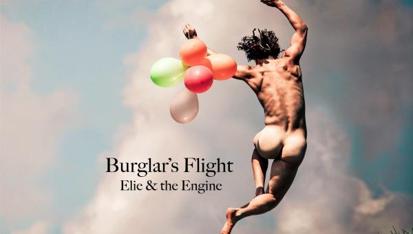 Burglar's Flight - Cover art