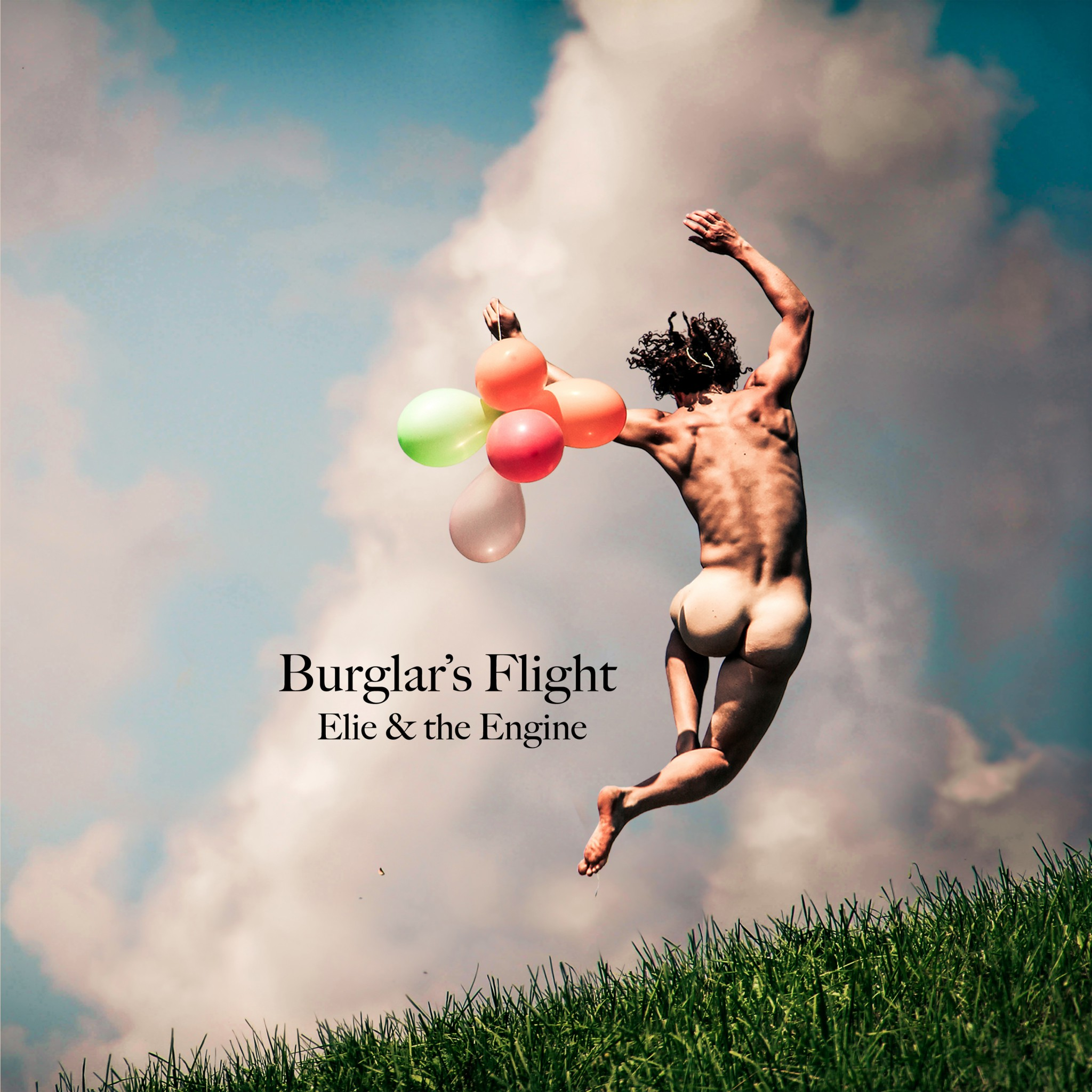 Burglar's Flight - Cover art