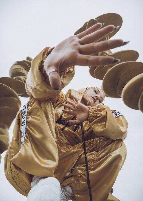 Cora Onori Hip Hop Artist Gold