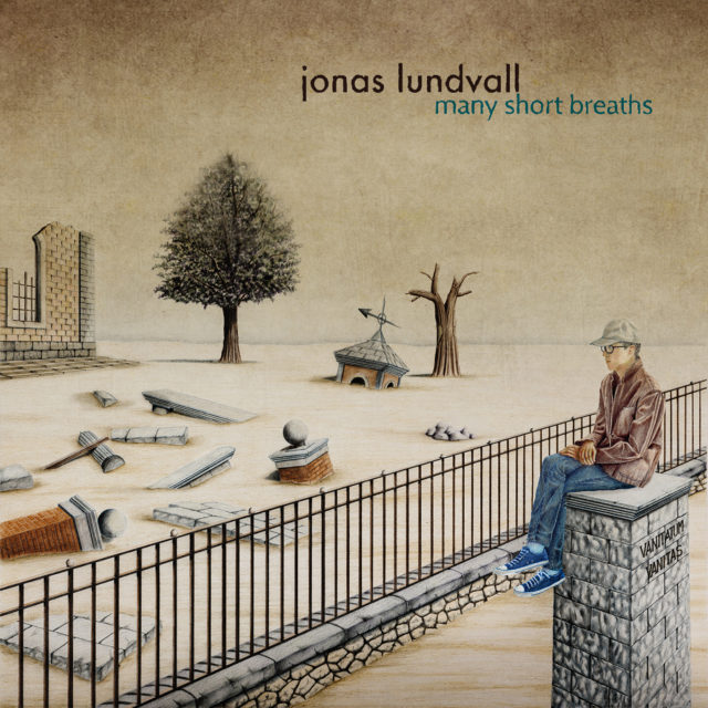 Many Short Breaths - Single - Jonas Lundvall - Indie Folk - Music - Album Artwork