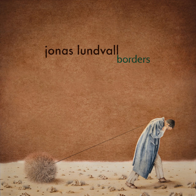 Jonas Lundvall Borders Artwork