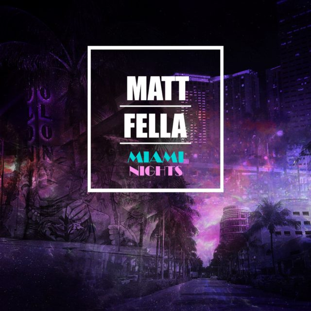 Miami Nights - Cover Photo