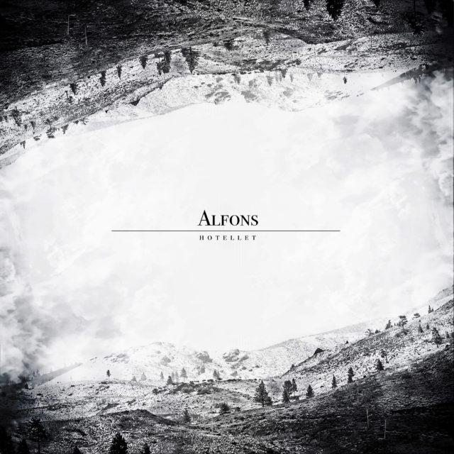 Alfons cover artwork - Hotellet