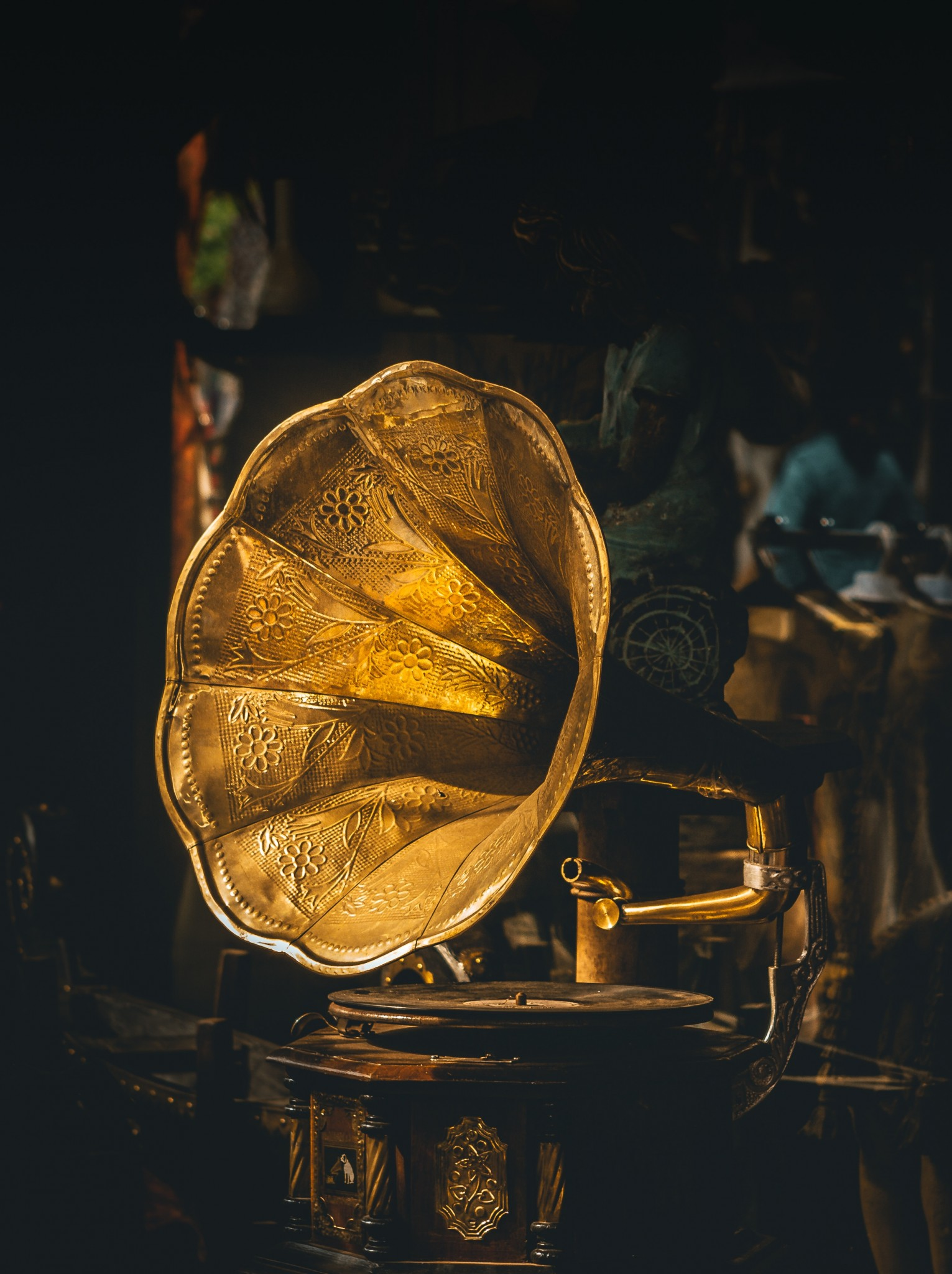 Grammophone Sudit Xavier